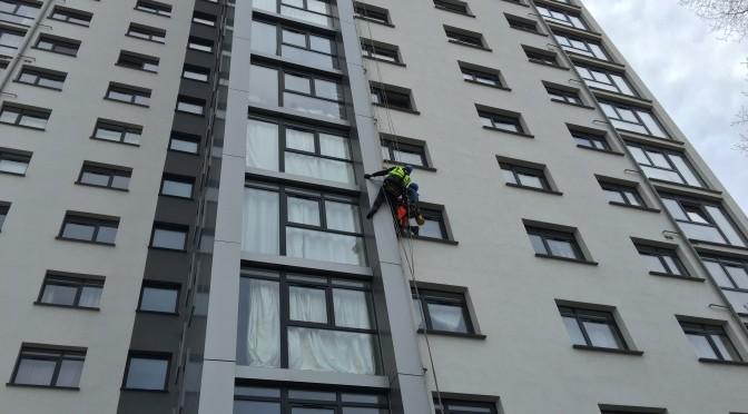 Guttering repair Cornbrook Manchester