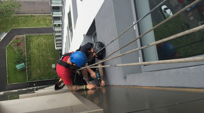 High rise maintenance Manchester