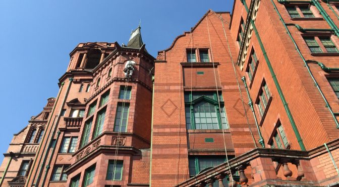 Palace Hotel Manchester – Roofing and Slating
