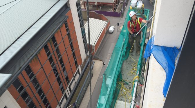 Central Square Leeds – Reach and Wash