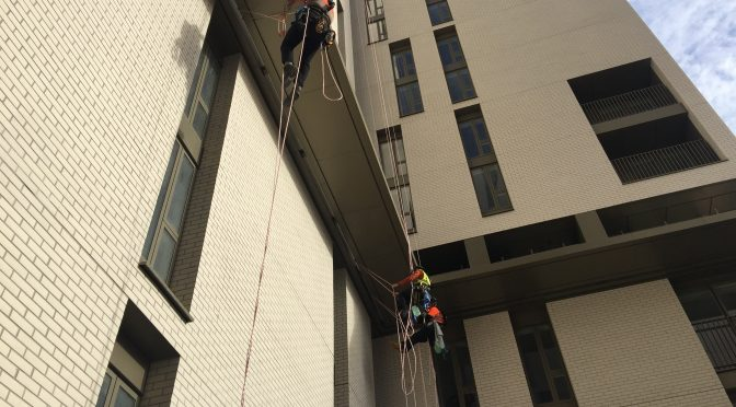 Cambridge Street Manchester Builders Clean