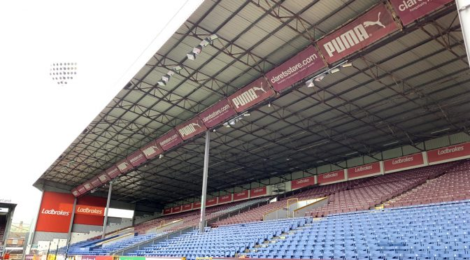 Banner Refurbishment Turf Moor