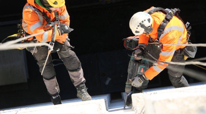 Concrete Repairs City Centre Manchester