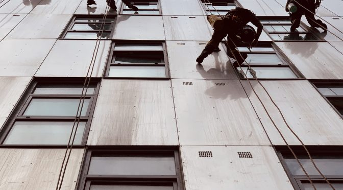 Cladding Cleaning Birmingham