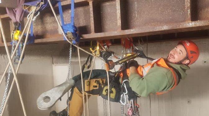 Lift Bridge Maintenance